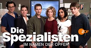 Die Spezialisten-Im Namen der Opfer: Gero Weinreuter; Valeria Niehaus: Matthias Weidenhöfer; ZDF; Gabrielle Scharnitzky;